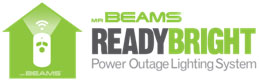 Mr. Beams ReadyBright Power Outage System
