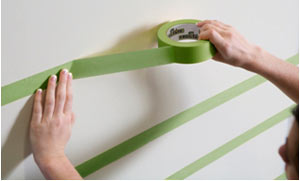 FrogTape with PaintBlock Technology