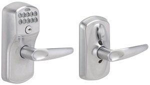 Schlage Fe595 V Ply 626 Jaz Plymouth Keypad Entry With