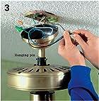 Message for Ceiling fan motor screws