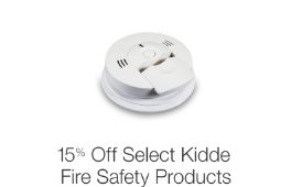 15% Off Kidde Products