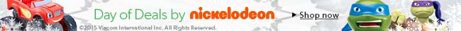 Nickelodeon Day of Deals