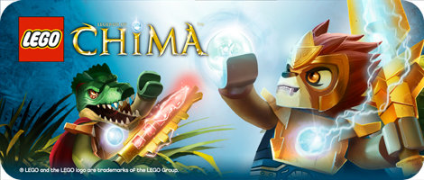Introducing LEGO: Legends of Chima