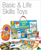 Basic & Life Skills Toys