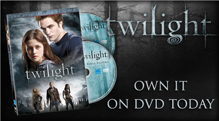Buy the twilight DVD