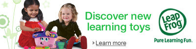 LeapFrog Learning Toys