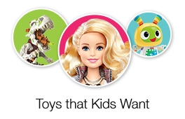 Toys Kids Want