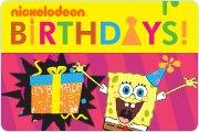Nick Kid's Birthday