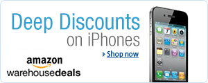 Deep Discounts on iPhones