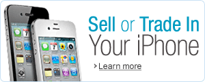 It's easy to sell your iPhone
