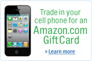 Trade In Your Phone for an Amazon.com Gift Card