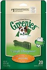 Greenies Weight Management