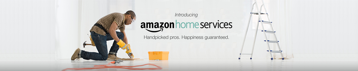 Introducing Amazon Home Services