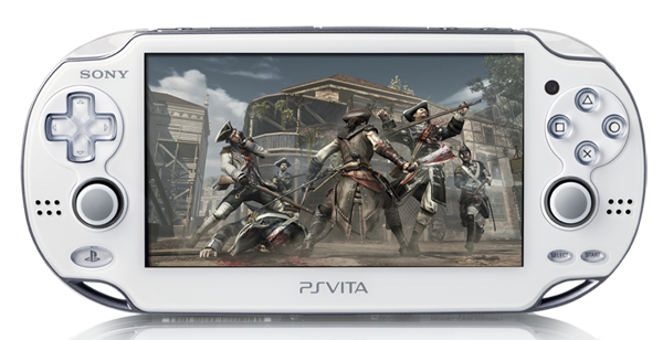 PS Vita Assassin's Creed III Libteration