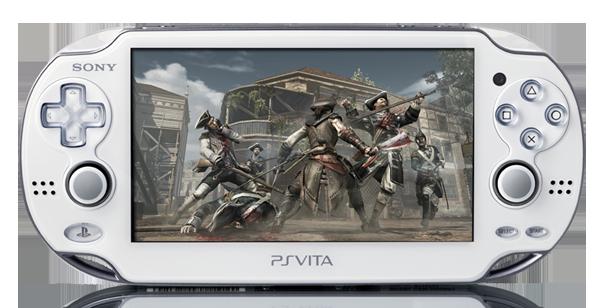 PS Vita Assassin's Creed III Libteration