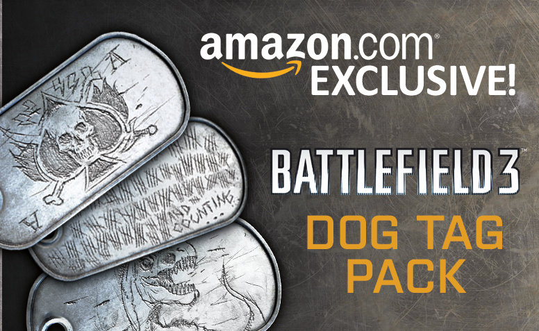 Dog Tag Pack