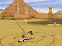 The Mini-Diamond multiplayer mode from Major League Baseball 2K11 for Wii