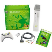The Xbox 360 Arcade Bundle