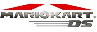 'Mario Kart DS' game logo