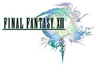 'FINAL FANTASY XIII' game logo