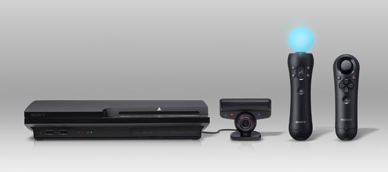 new ps3 playstation eye camera for playstation move ebay. Black Bedroom Furniture Sets. Home Design Ideas
