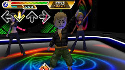 Singleplayer mode in 'DanceDanceRevolution Hottest Party 2'