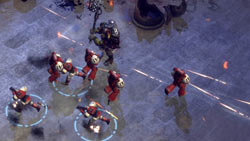 Exploiting numerical and tactical adventages in &#39Warhammer 40,000: Dawn of War II&#39