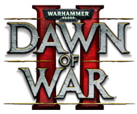 &#39Warhammer 40,000: Dawn of War II&#39 game logo