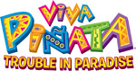 'Viva Pi?ata: Trouble in Paradise' game logo