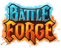 &#39BattleForge&#39 game logo