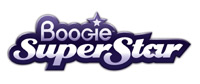'Boogie SuperStar' game logo