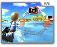 Water Sports Wii Sports Resort