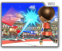Compete against friends<br /> Wii Sports Resort