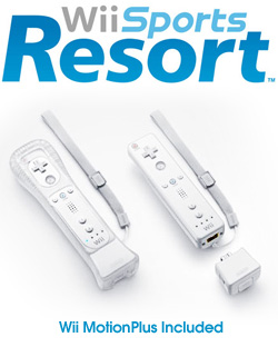 B001COQW14 logo Wii Sports Resort Game