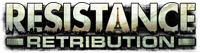 'Resistance: Retribution' game logo