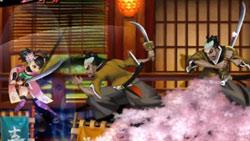 Katana battles in 'Muramasa: The Demon Blade'