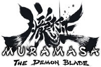 'Muramasa: The Demon Blade' game logo
