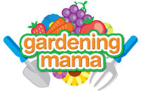 'Gardening Mama' game logo