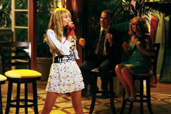 One of three Hannah Montana TV episodes included with the PlayStation Portable Limited Edition Hannah Montana PSP-3000 Entertainment Pack