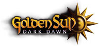 Golden Sun: Dark Dawn game logo
