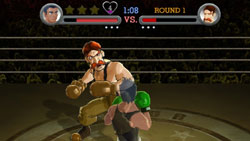 Timing puches against Von Kaiser in 'Punch-Out!!'