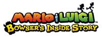 Mario & Luigi: Bowser's Inside Story game logo