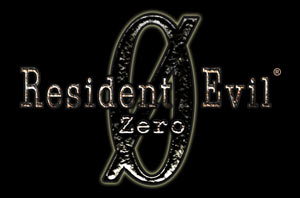 Resident Evil:Zero game logo