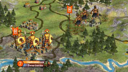 Turn-based battles in &#39Sid Meiers Civilization IV: The Complete Edition&#39