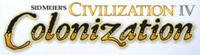 &#39Sid Meier's Civilization IV: Colonization&#39 game logo