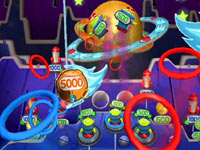 4-player multiplayer support in 'Toy Story Mania!'