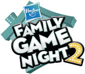 Hasbro Family Game Night 2 game logo
