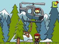 Helicopter object in ''Scribblenauts''