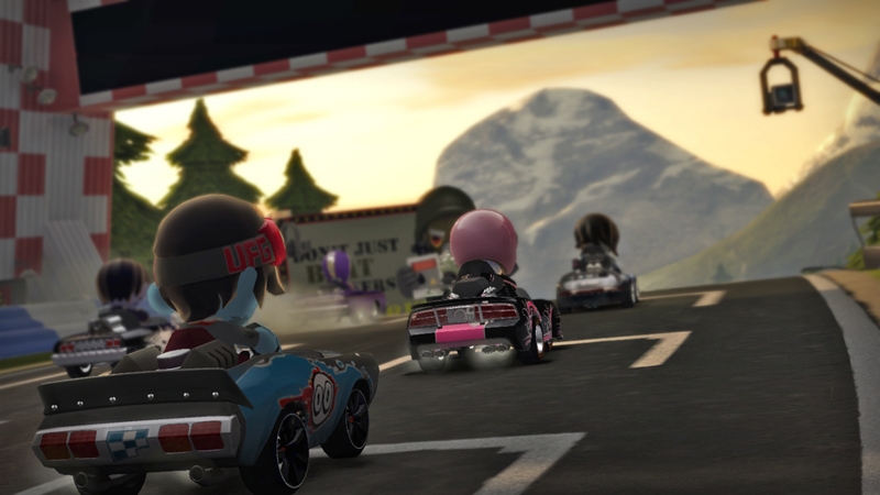 ModNation Racers (PS3): Amazon.co.uk: PC & Video Games