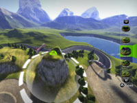Track building functionality in ModNation Racers